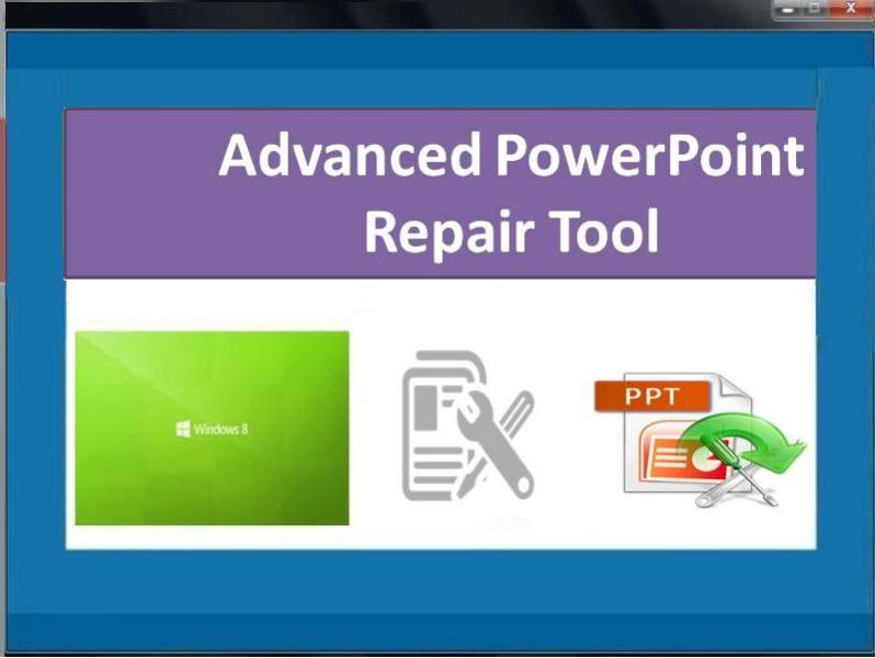 Best utility to repair PowerPoint files